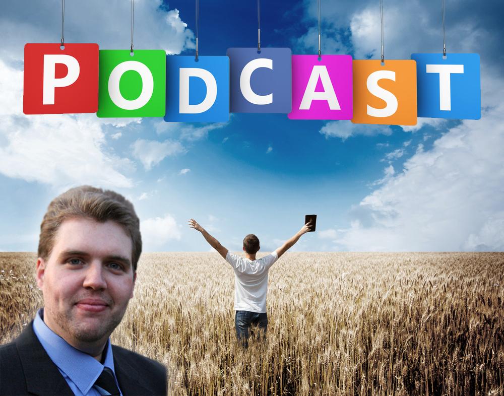 Balanced Podcast Logo WordPress